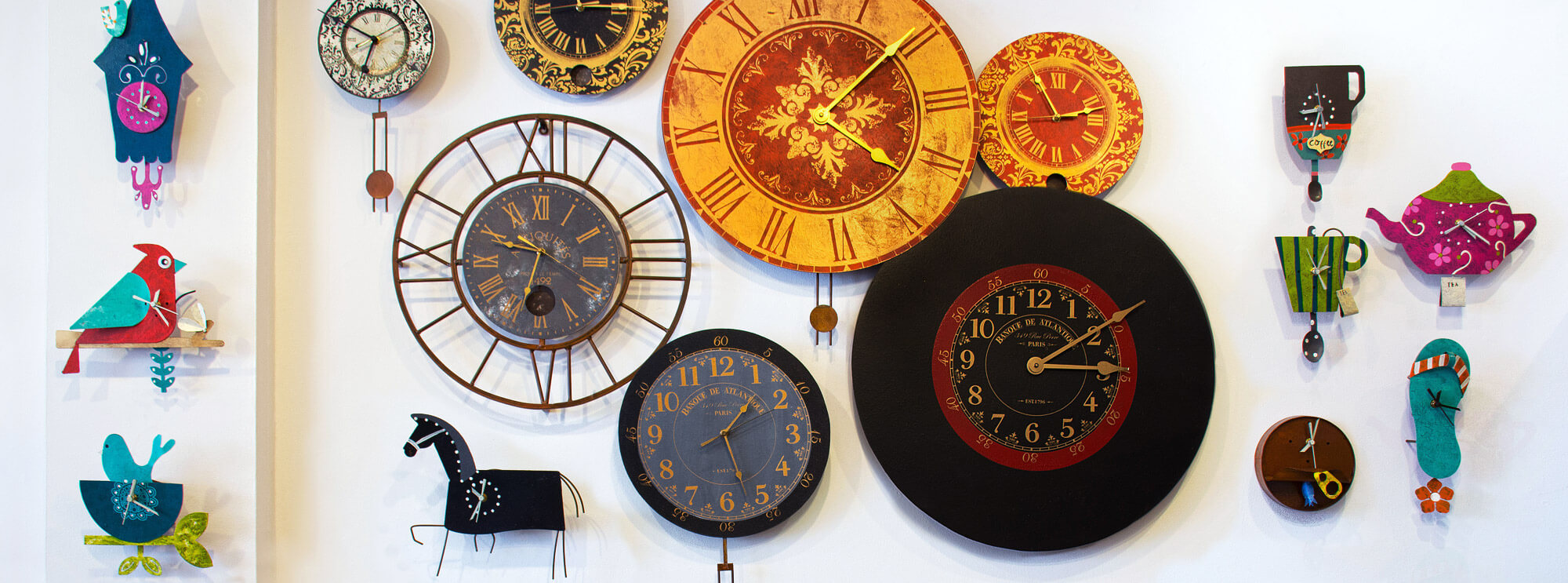 Óxidos Clocks
