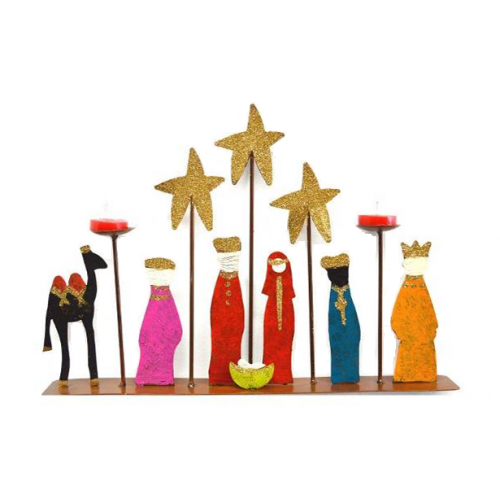 Óxidos Nativity with stable