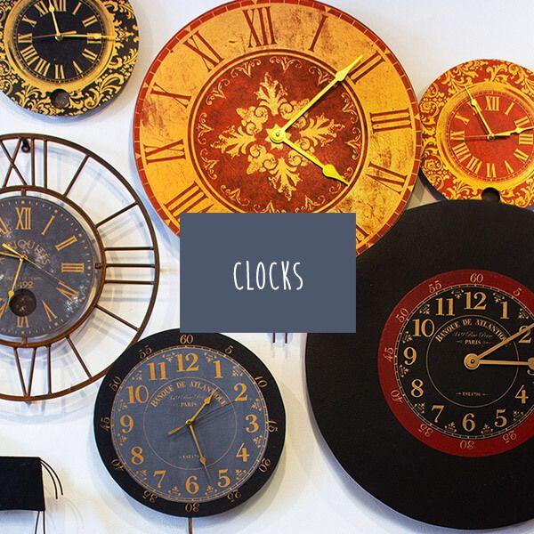 Oxidos Clocks